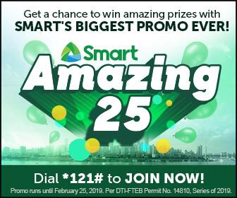 Smart Amazing 25 Promo