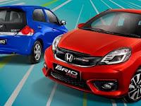 Harga & Kredit Mobil Honda Brio di Jakarta