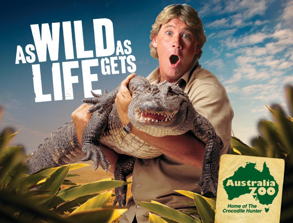 australia zoo poster