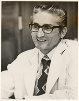 Photograph of Dean Louis Terkla from around 1975.