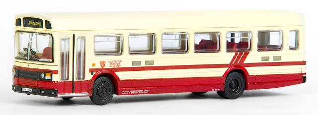 EXCLUSIVE FIRST EDITIONS 17707 - Leyland National MkII Long - Colchester Borough Transport