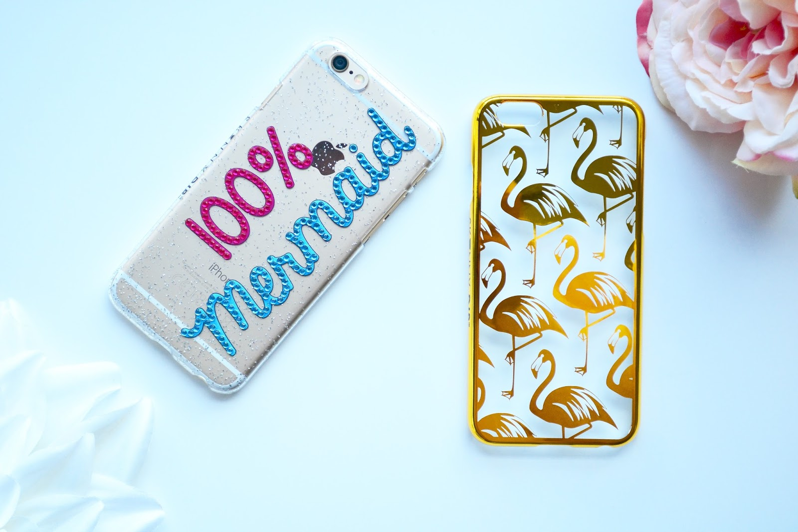 Skinny Dip London iPhone6 Case, 100% Mermaid, Mermaid Case, Phone Case, Flamingo Phone Case