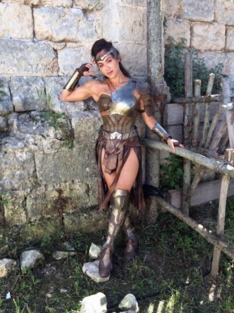 Las 16 guerreras amazónicas que aparecieron en 'Wonder Woman'; no solo Gadot es una diosa