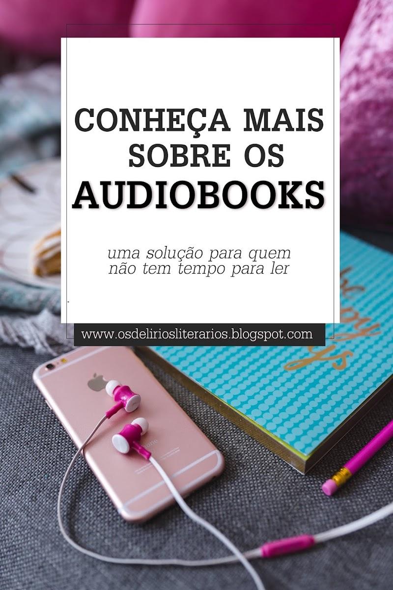 Vantagens do audiobook - Já pensou em testar?