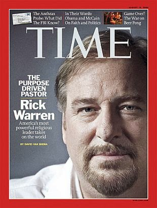 Co dalej z Rickiem Warrenem? - komentarz Rogera Oakland'a