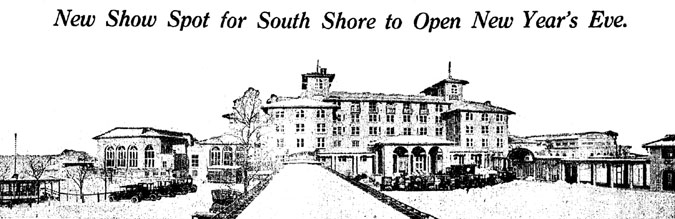 The story of a house the south shore cultural center for New home construction insurance