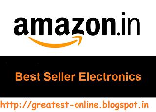 Amazon Best Seller Electronics India