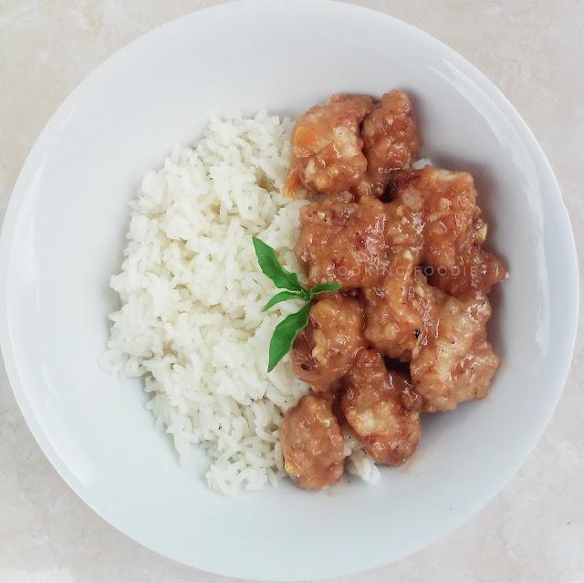 ayam saus jeruk cookingfoodie