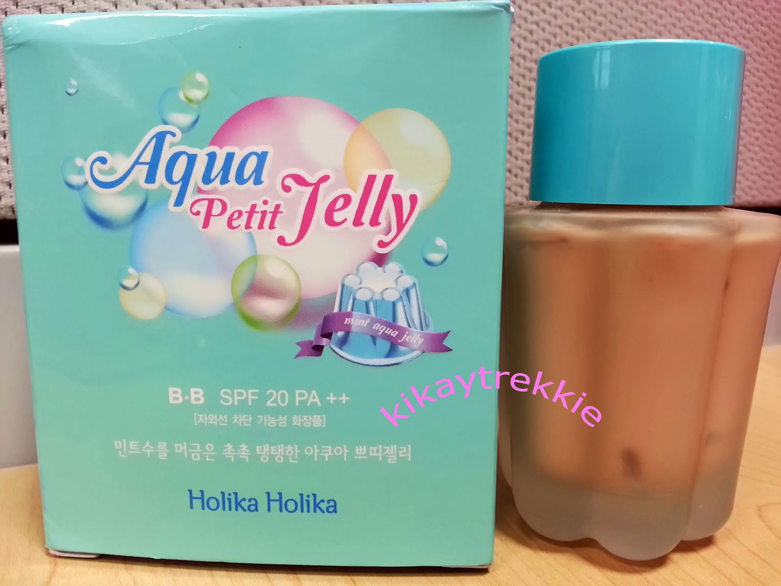 Kikay Trekkie Review Holika Aqua Petit Jelly Bb 02 Tony Moly Berrianne Cream Disclaimer I Received Products As Gifts And For Me To Try Am Not Paid In Cash These Reviews Also Expected Give Only