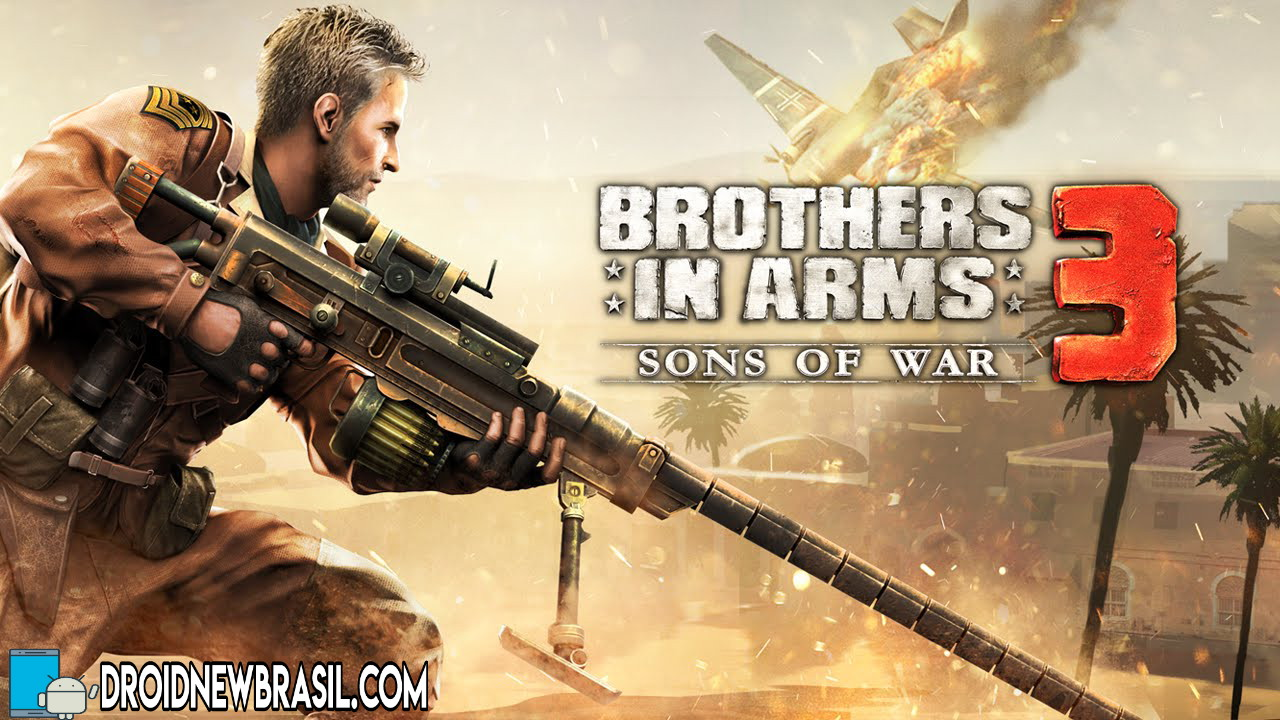 Brothers in Arms® 3 1.4.5f Apk – OBB