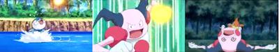 Pokemon Capitulo 2 Temporada 13 Corto,Pero Certero