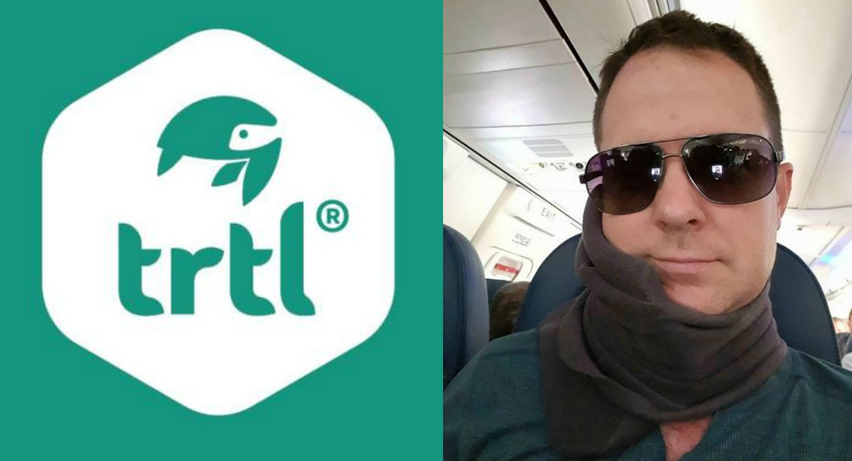 Reviews Chews How Tos Travelling With The Trtl Travel Pillow