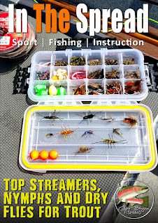 fly fishing streamers dry flies nymphs trout chad bryson seth horne