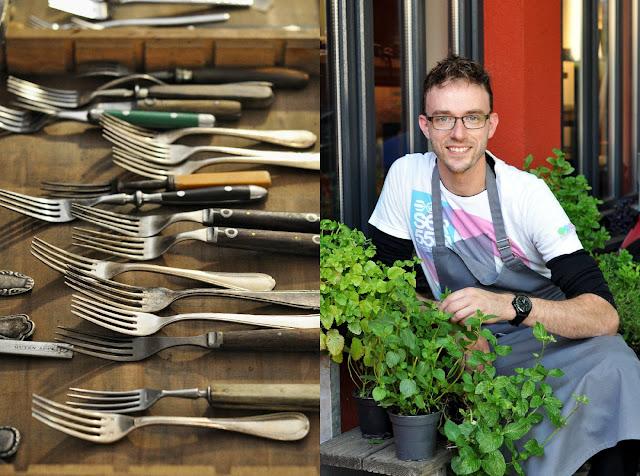 Grillexperte, Koch und Kochbuchautor Manuel Weyer