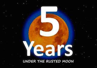 5 Jahre Under The Rusted Moon