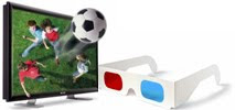 Stereoscopic 3D viewing from VideoPad video editor