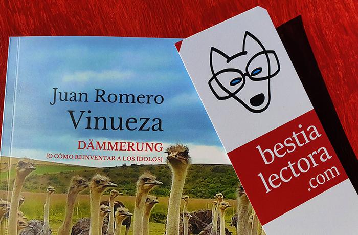 Juan Romero Vinueza en Bestia lectora