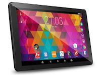 Tablet myPhone myTab 10 III z Biedronki test