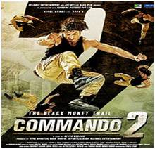 Commando 2: Movie Review, Budget & 7th Day Box Office Collection