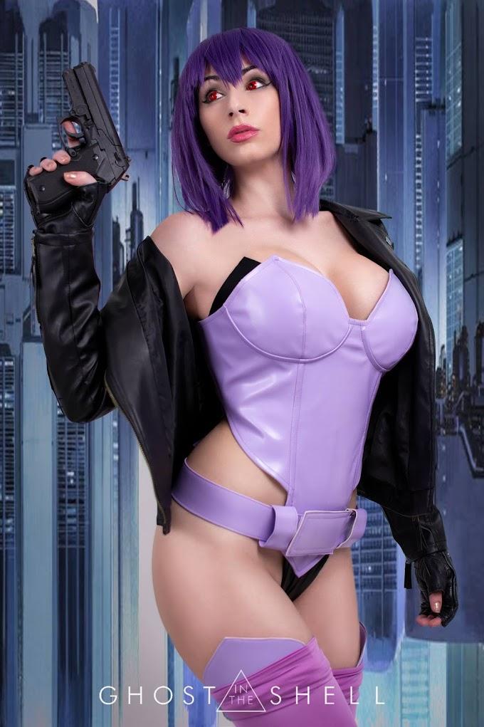 Cosplayer - Giada Robin