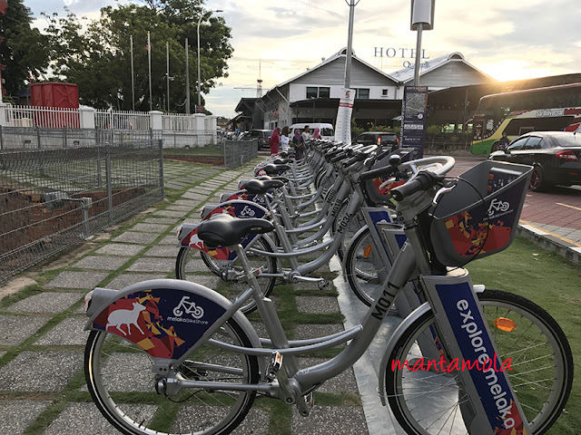 Bike share Malacca
