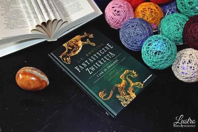 Maraton z Harrym Potterem #4 Fantastyczne zwierzęta i jak je znaleźć