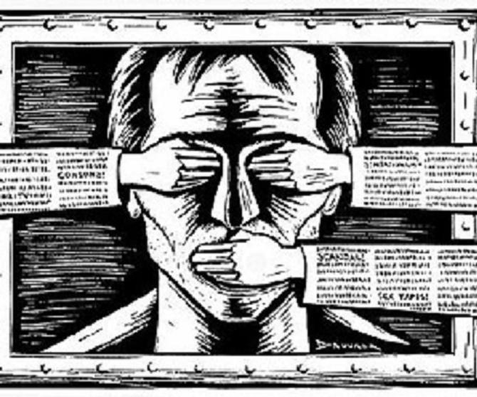 Vuelven las sombras de la censura a las libertades de expresión y de pensamiento en Bolivia / WEB
