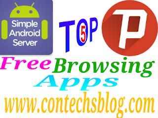 Top 5 VPN Apps