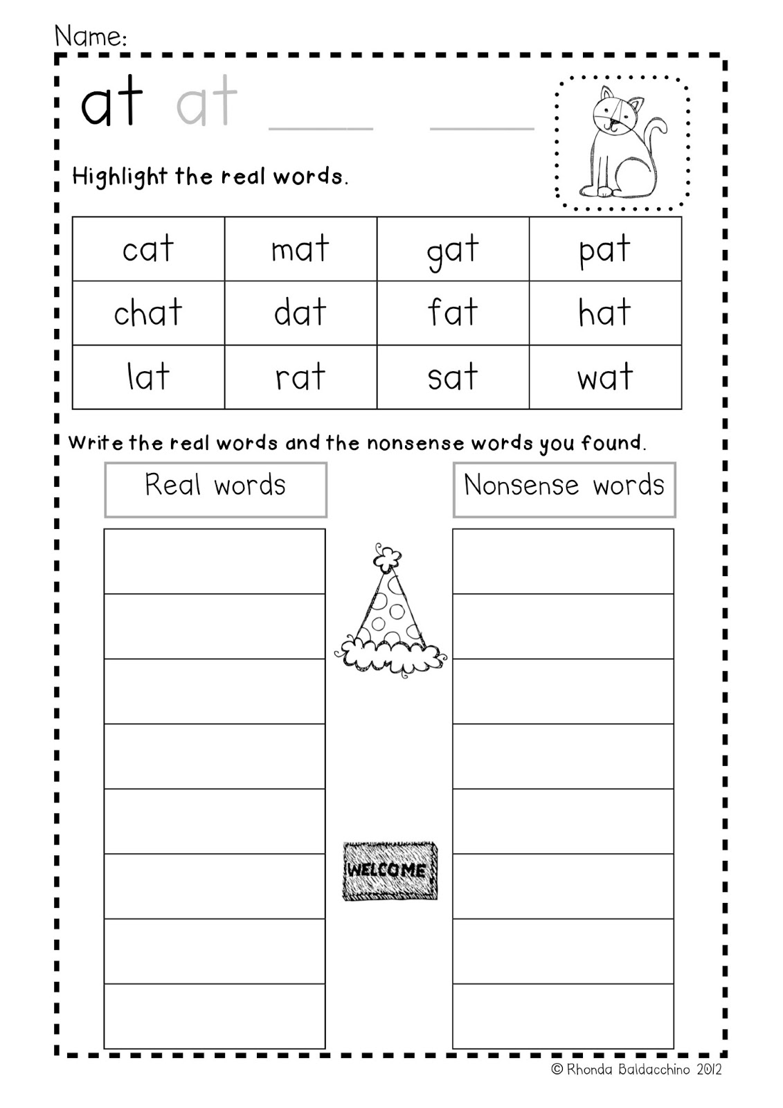 Classroom Fun Cvc Words Flip Books And Writing Activities