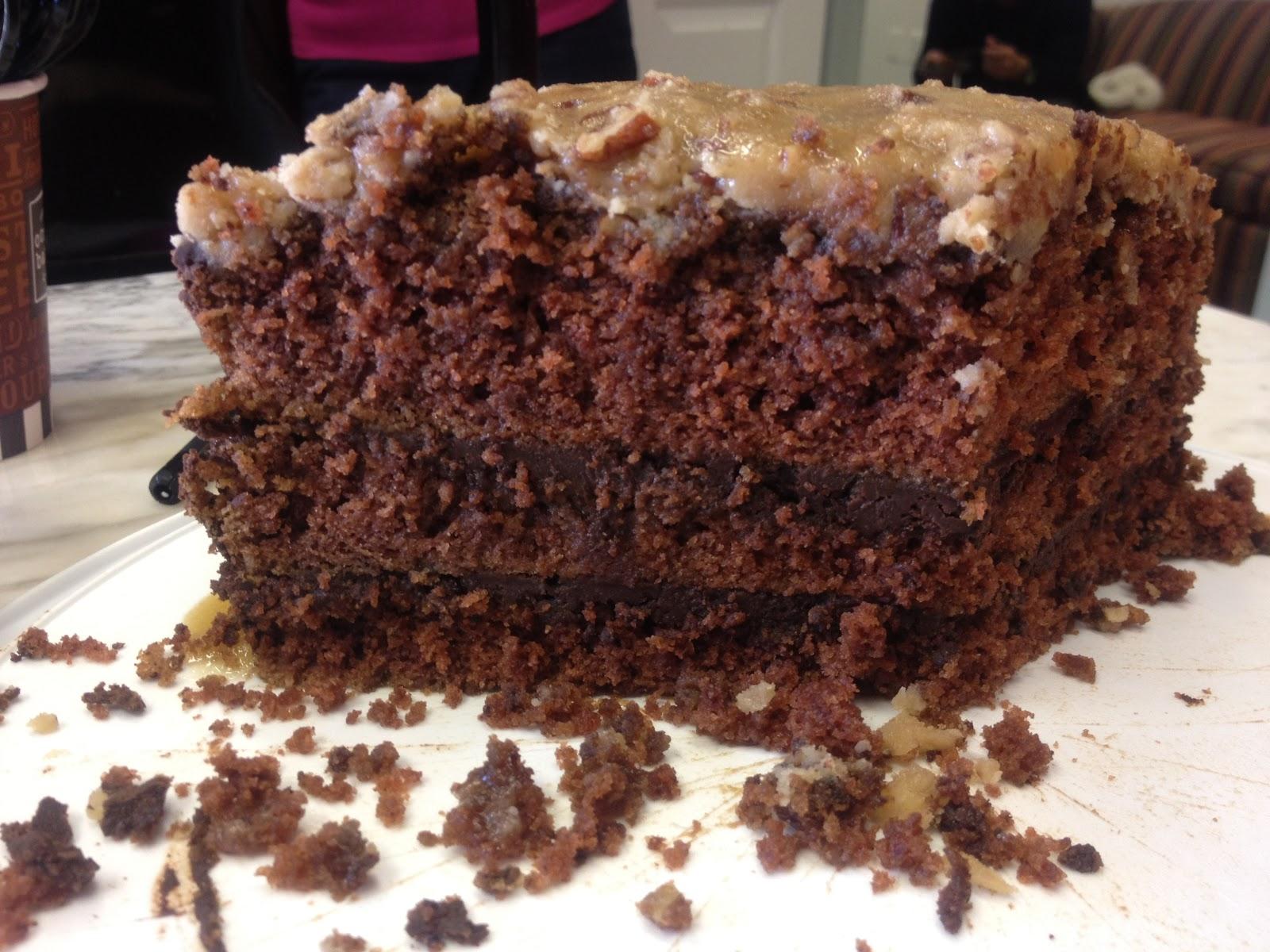 Southern Living Chocolate Praline Cake Recipe