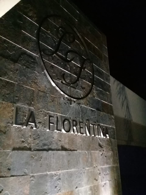 Letra corpórea Florentina Córdoba