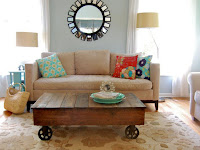 DIY Living Room Decor for You