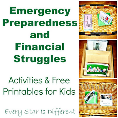 Emergency Preparedness and Financial Struggles
