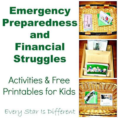 Emergency Preparedness and Financial Struggles