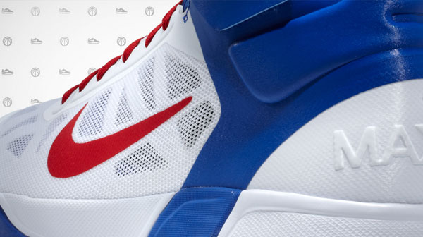 "b7cc389385b Nike Air Max Fly By – Blake Griffin ""Home"" PE Sneaker"