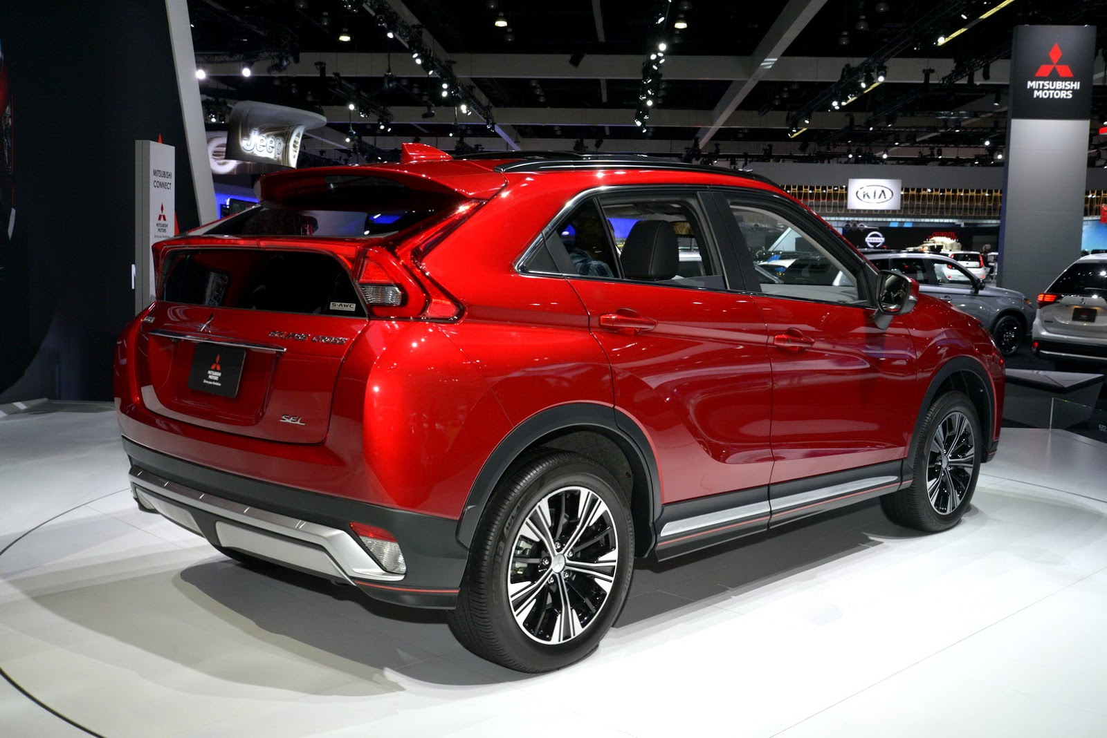 New Mitsubishi Eclipse Cross Lands In LA With A $23,295 ...