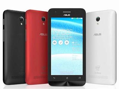 Harga Asus Zenfone 4C ZC451CG, Ponsel Android RAM 1 GB Satu Jutaan