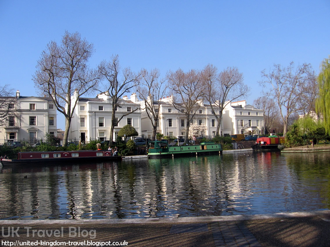Little Venice in London - A picturelogue - The Globe Trotter