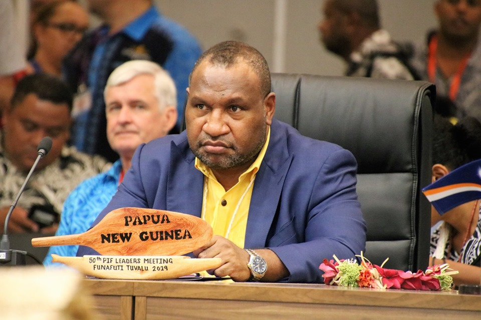 PNG Acknowledge climate Change Crisis in Region