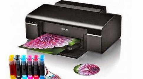 Epson L800 Printer Driver