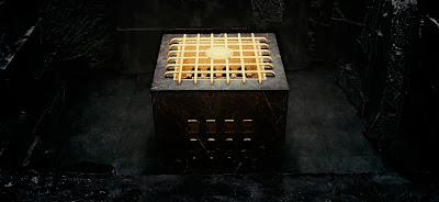 La jaula para titanes...
