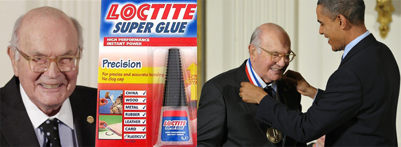 Harry Coover: Super Glue