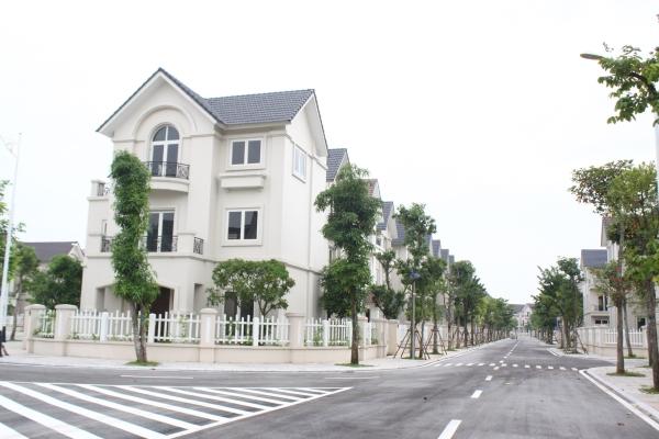 Vinhomes Riverside Hoa Anh Đào