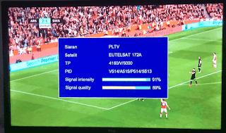 Cara Lock PLTV Liga Inggris