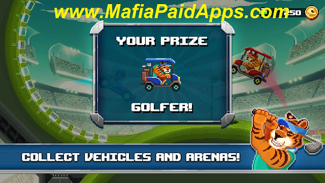 Drive Ahead! Sports Apk Mod (a lot of money) MafiaPaidApps