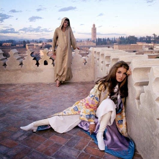 Fashion and Marrakech
