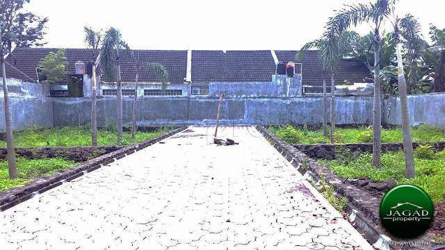Tanah di Kadisoka dekat Stadion dan Jogja Bay