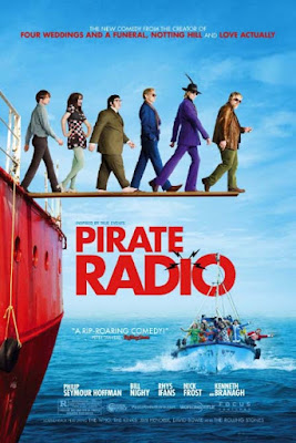 Sinopsis The Pirate Radio (2009) [The Boat That Rocked]