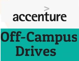 Accenture Off Campus Recruitment Drive 2019 | Engineerng & Degree Freshers
