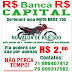 Banca Capital realizará sorteio de uma Moto Brós 150cc no valor de R$ 8.500,00 por apenas R$ 2,00 toda semana em Ruy Barbosa